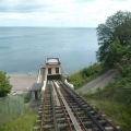 Riding the Babbacombe Cliff Railway