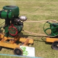 Steam rally at Bicton