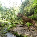 T Rex at Canonteign Falls
