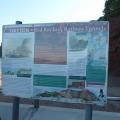 Information board at Coryton
