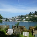 View across to Kingswear
