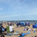 Summer holidays at Dawlish Warren