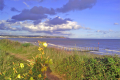 Dawlish Warren view to Exmouth