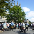 Widecombe Fair Morris dances