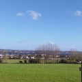 Above Starcross, from Staplake Lane