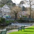 Devon towns Dawlish Water