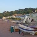 Shaldon beach