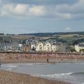Teignmouth front beach