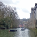 Totnes on the river Dart