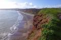 Coastal walk Dawlish Warren to Dawlish