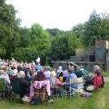 Bradley, Shakespear in the garden