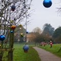 Killerton at Christmas, National Trust