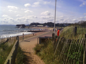 Dawlish Warren Beach, Devon