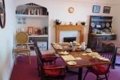 Breakfast room at Sandays B&B in Dawlish Warren, Devon