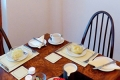 Breakfast at Sandays B&B in Dawlish Warren
