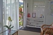 Guest lounge at Sandays B&B