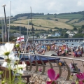 Shaldon in Regatta week