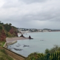 Teignmouth to Dawlish, South West Coast path