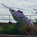 Sculpture trail Teignmouth seafront