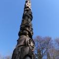 Brunel Memorial column