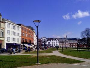 Exeter Devon holiday