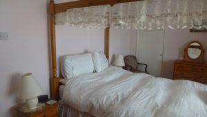 Bed and Breakfast Dawlish Warren double room