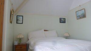 Hotel double room bed and breakfast Dawlish Warren